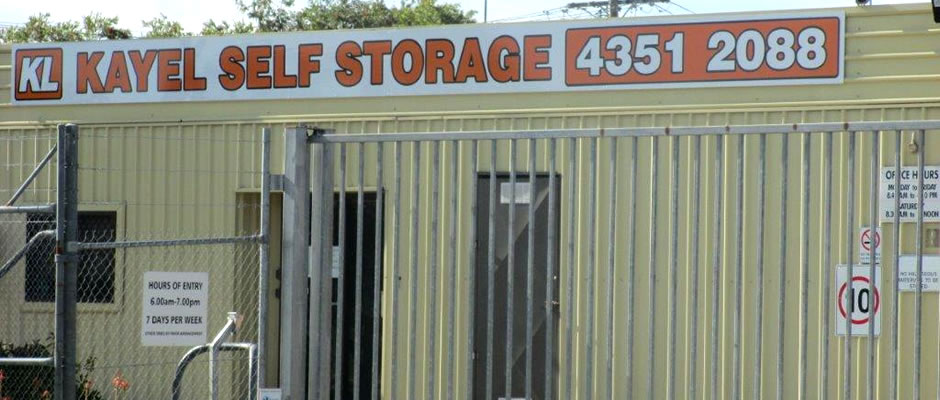 Self Storage North Wyong